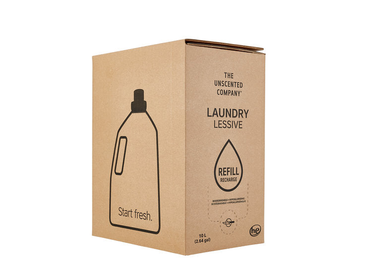 The Unscented Company Laundry Soap Refill  *For local pick up only*