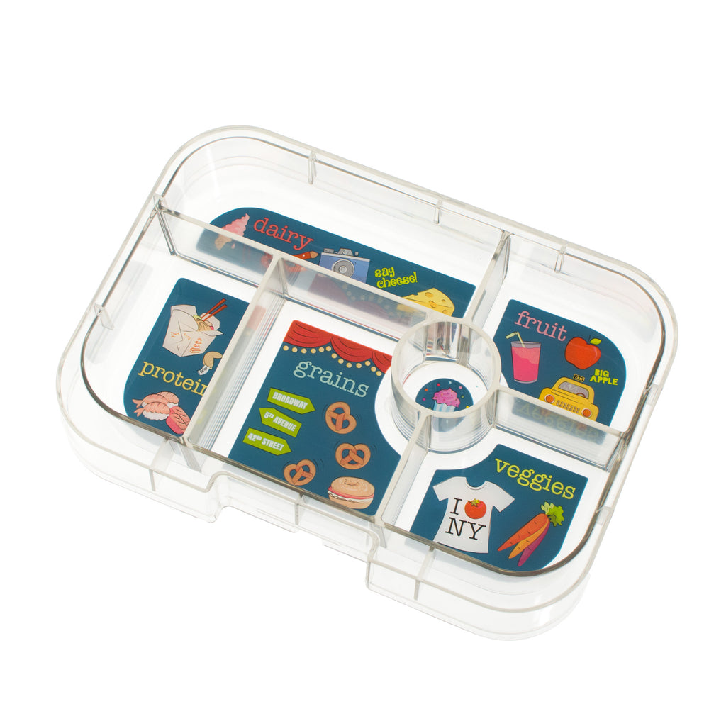 Yumbox Original 6 Compartment Tray Insert