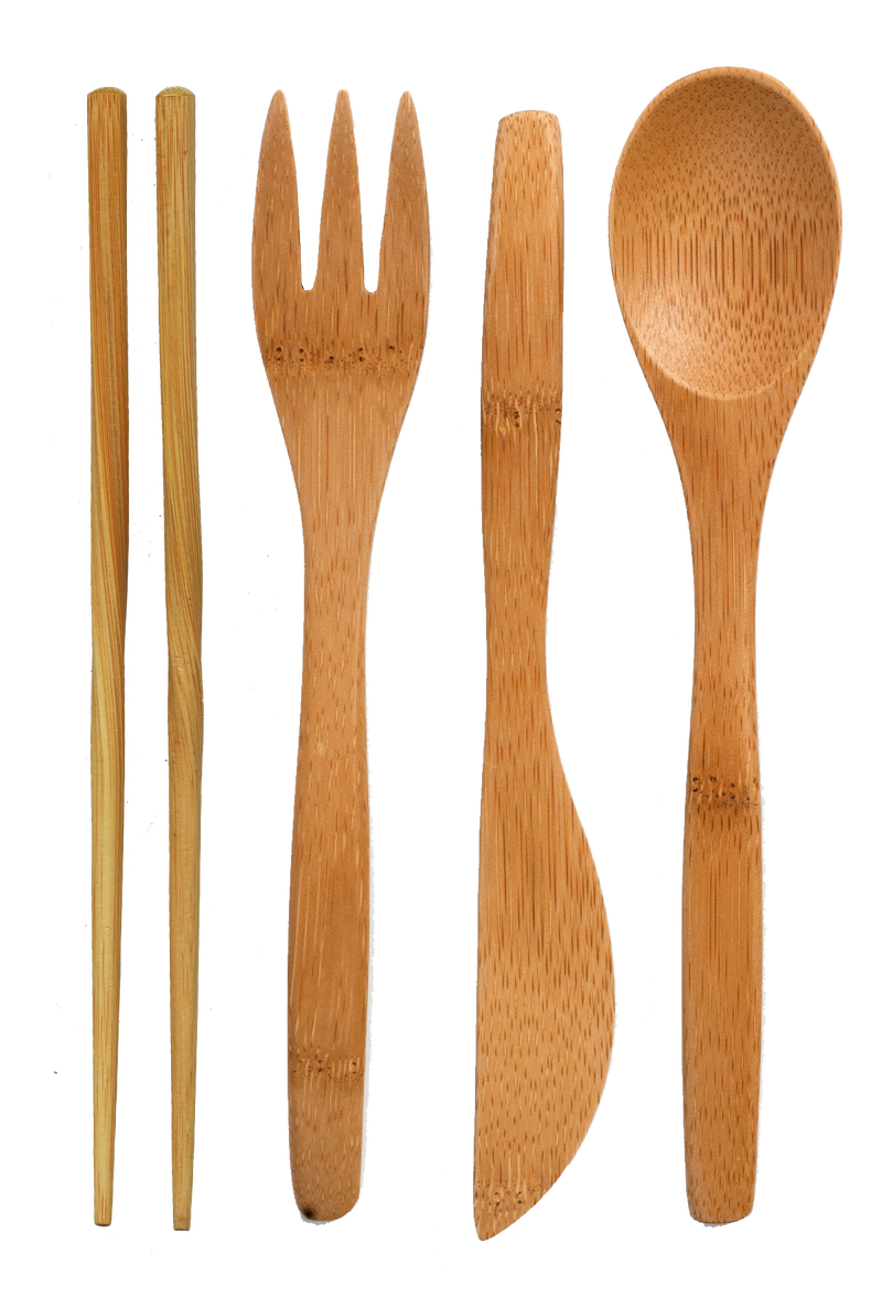 To-Go Ware RePEaT Bamboo Utensil Set
