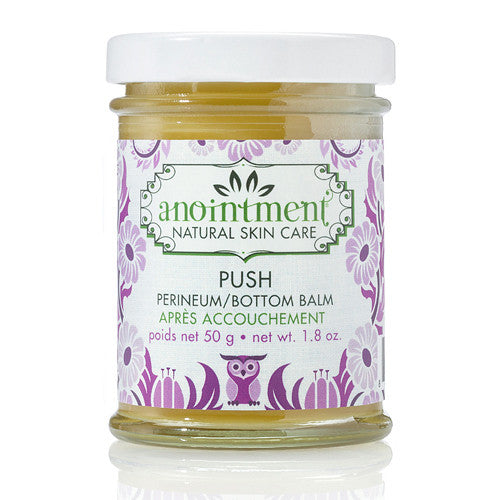 Anointment Push -  Perineum/Hemorrhoid Balm