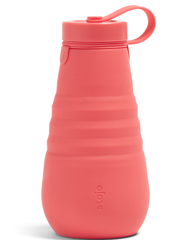 Stojo Collapsible Water Bottle, 20oz