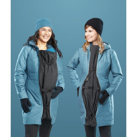 Kokoala Deluxe Long Zip-in Coat Extension