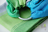 Little Frog Linen Ring Sling