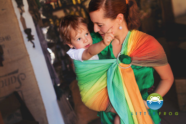 Little Frog Ring Sling