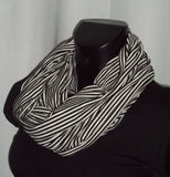 Belly Bedaine Infinity Scarf / Nursing Scarf
