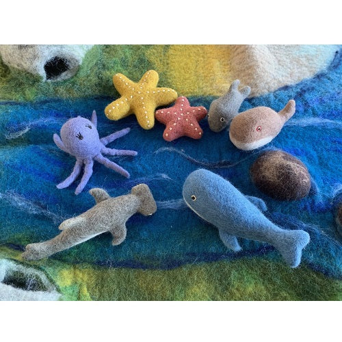 Papoose Sea Animals Set