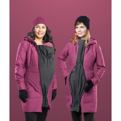 Kokoala Original Long Zip-in Coat Extension