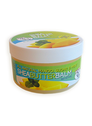 The Original CJ's BUTTer - All Natural Shea Butter Balm, 6 oz
