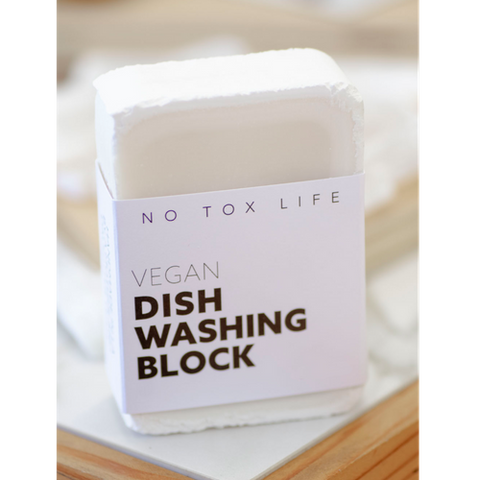 Zero Waste Dish Washing Block Bar