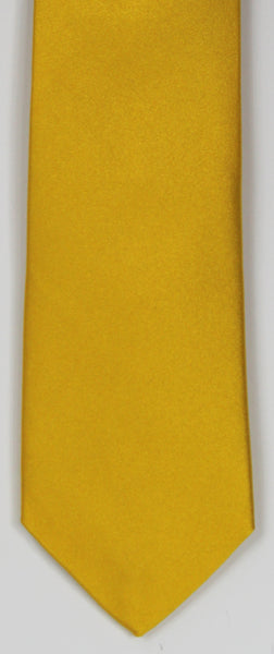 SERICA SILK YELLOW TIE