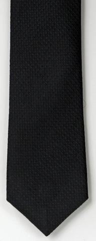 SERICA SILK BURGUNDY TEXTURED TIE