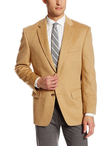 Palm Beach 100% Camel Hair Sport Blazer
