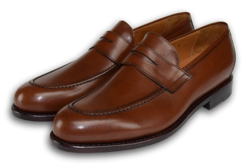 AUGUSTA  LOAFER COGNAC BROWN