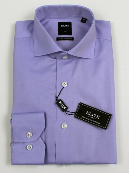 SERICA ELITE SLIM PURPLE TWILL
