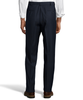 Palm Beach Executive Navy Pleat Expander Pant Smaller Waist