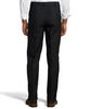 Palm Beach Executive Black Plain Front Expander Pant Smaller Waist