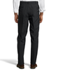 Palm Beach Wool/Poly Charcoal Pleated Expander Pant