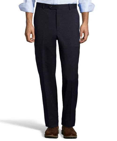 Palm Beach Chairman Navy Plain Front Pant