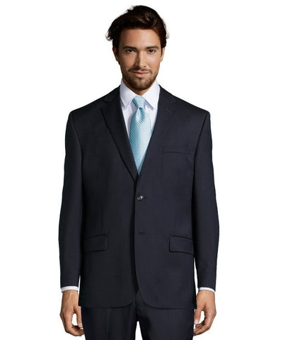 Palm Beach 100% Wool Navy Suit Jacket