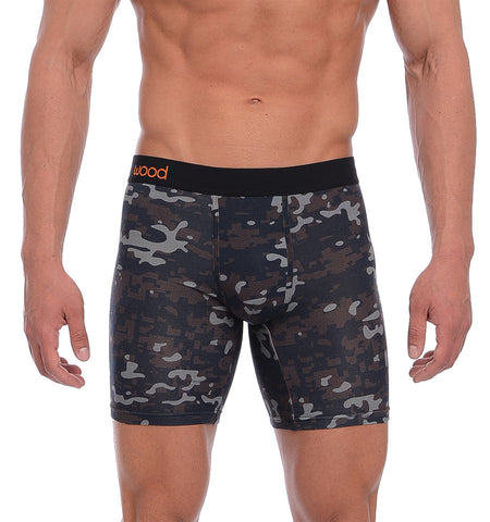 BIKER BRIEF - DIGITAL CAMO