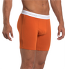 BIKER BRIEF - ORANGE