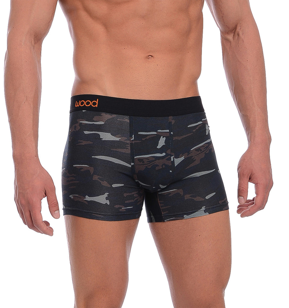 BOXER BRIEF - FOREST CAMO