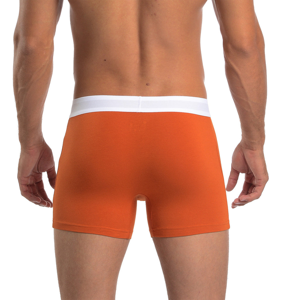 BOXER BRIEF - ORANGE