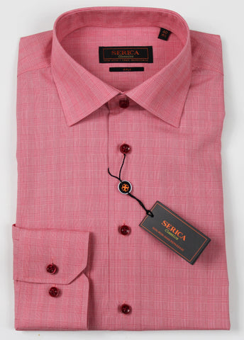 SERICA CLASSICS SALMON GLEN PLAID