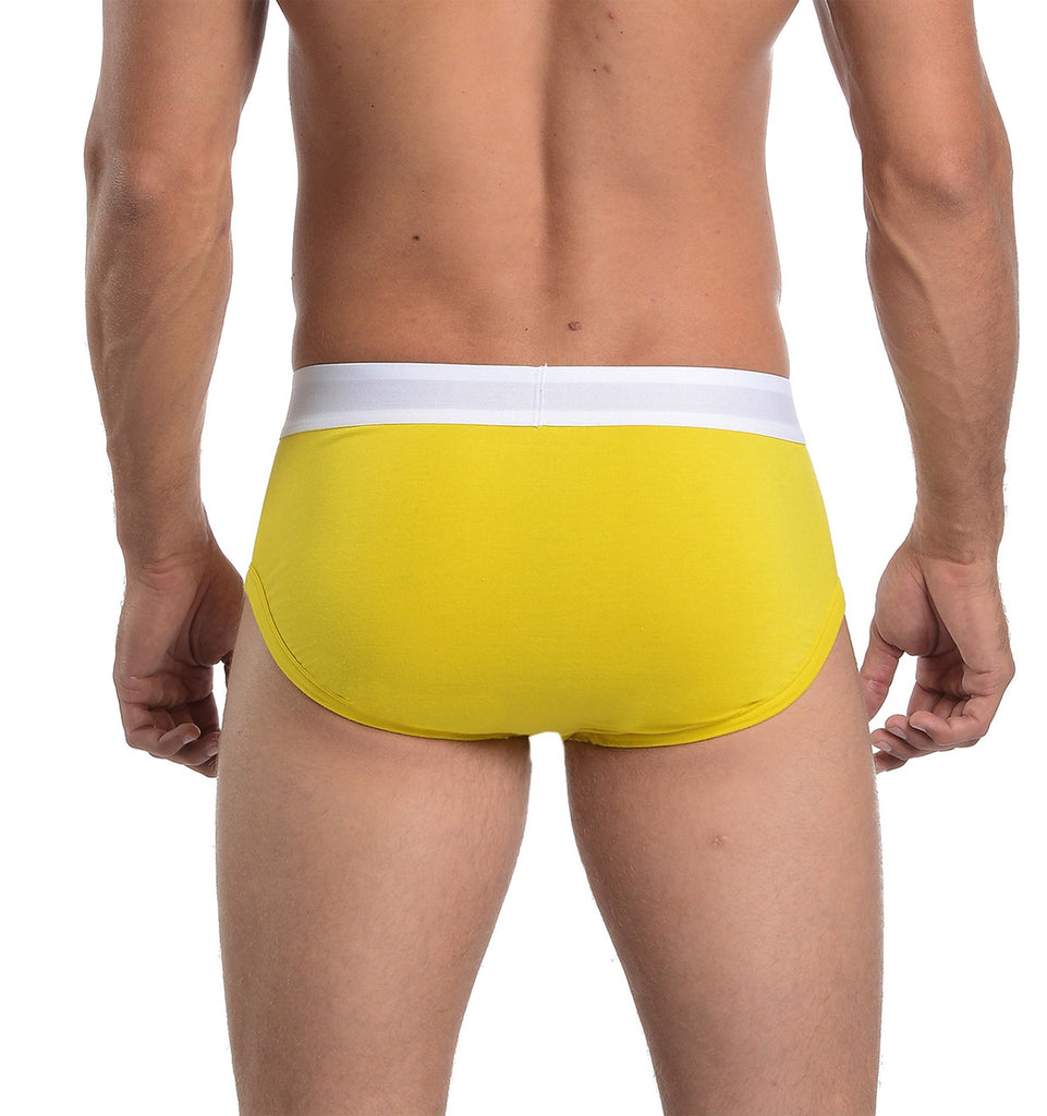 CLASSIC BRIEF - YELLOW