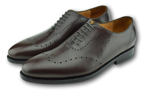 SAVANNAH OXFORD WHOLECUT ESPRESSO