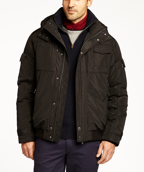 KROON OUTERWEAR 100% DOWN ISLEY BLACK