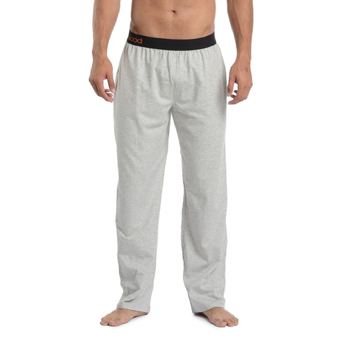 LOUNGE PANT - GREY HEATHER