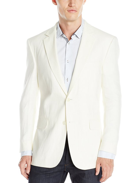 Palm Beach Brock Oyster Linen Suit Separate Jacket