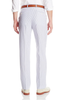 Palm Beach 'Original' Navy/White Seersucker Flat Front Pant - Blue Lion Men's Apparel - 2