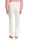 Palm Beach 'Original' Tan/White Seersucker Pleated Pant - Blue Lion Men's Apparel - 2