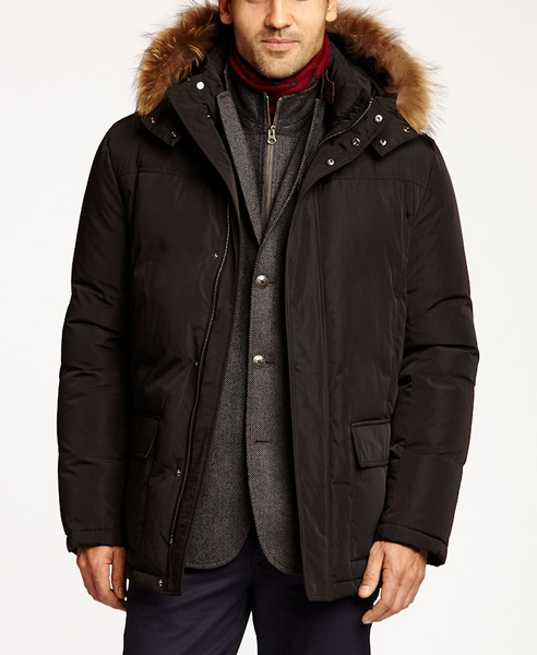 KROON OUTERWEAR 100% DOWN SLY BLACK
