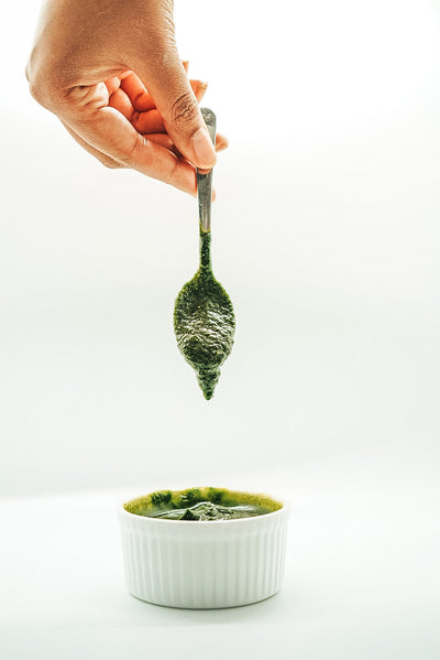 Gluten-Free Superfood Pesto