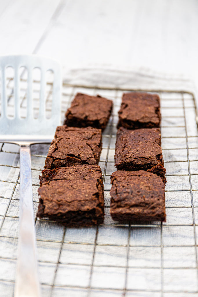 So Sweet Sugar Free Sweet Potato Brownies
