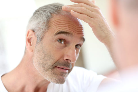 how to use collagen for men's hair growth