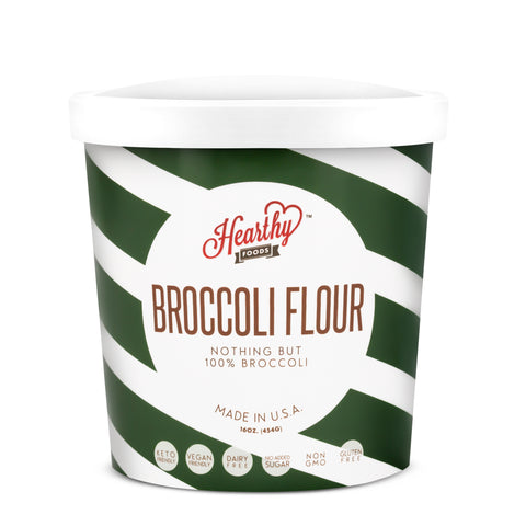Broccoli Flour-Handcrafted