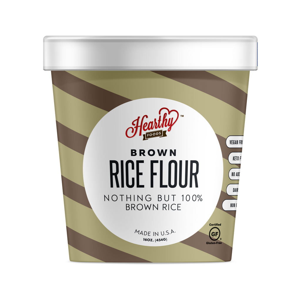Brown Rice Flour Cup
