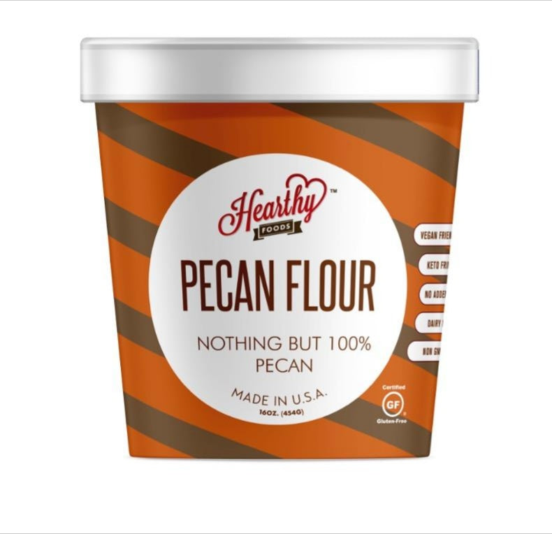 Pecan Flour-Handcrafted Milled