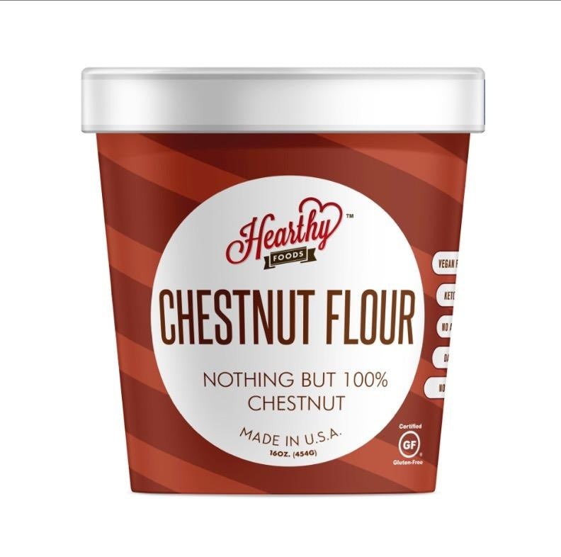 Chestnut Flour-Handcrafted