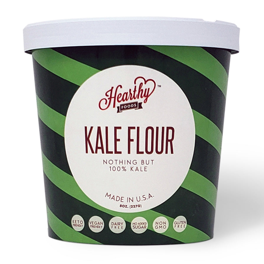 Kale Flour-Handcrafted