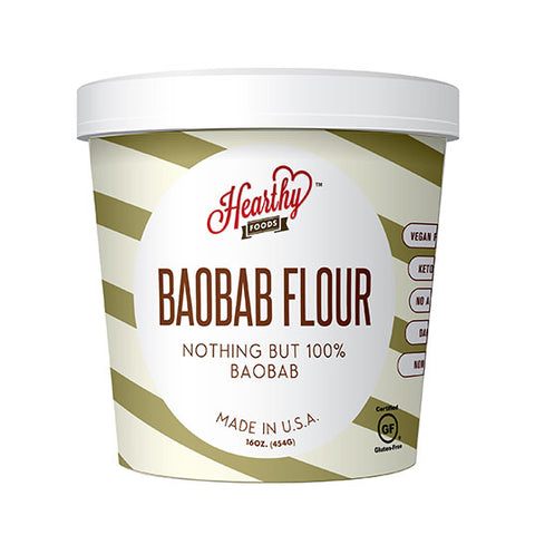 Baobab Flour (African Super Fruit)