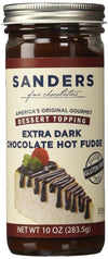 Sanders of Detroit - Bittersweet Hot Fudge Dessert Topping (10oz)