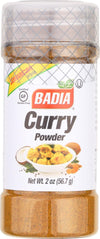 Badia Spices Curry Powder - Case Of 12 - 2 Oz.