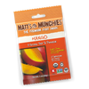 Matt's Munchies Premium Fruit Snacks (Organic Mango)