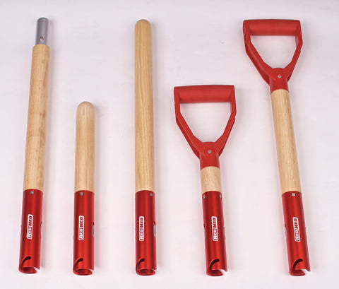 Heavy duty shovel and garden tool handles for sale!