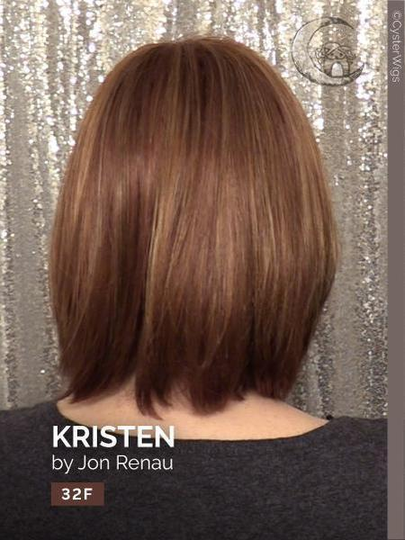 Kristen by Jon Renau, Color: 39F38 (Roasted Chestnut)
